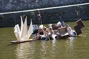 Parade des Fous Flottants
