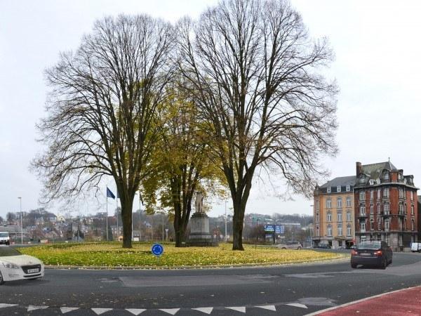 Square Léopold