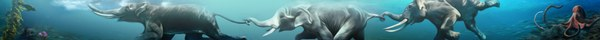 Fresque Elephantlantis