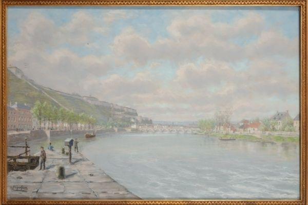 Peinture Franz Kegeljan
