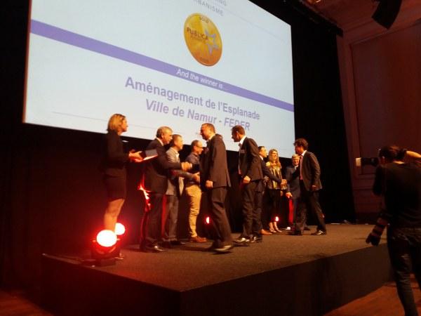 Publica Award de l'Urbanisme 2017