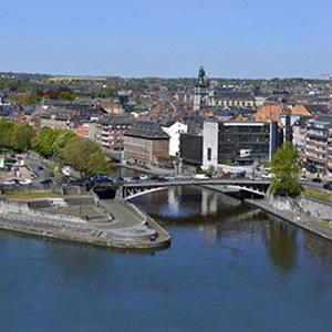 Bienvenue à Namur (séance d'accueil)