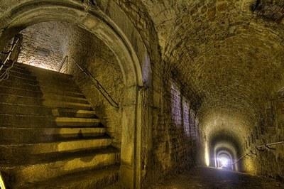 Galerie Boileau de la Citadelle fermée pour travaux