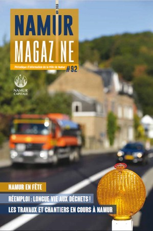 Namur Magazine n°92 : le point sur les travaux