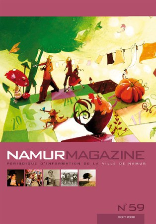 Namur Magazine 59