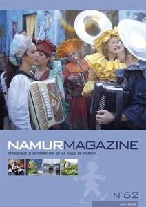 Namur Magazine 62