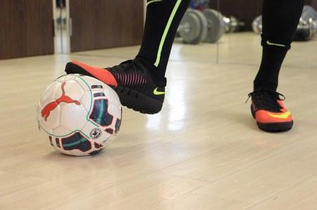 Futsal et sports d'équipe