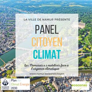 Panel Citoyen pour le Climat : candidatez dès à présent !