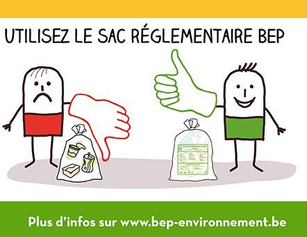 Le sac biodégradable, réglementaire sinon rien !