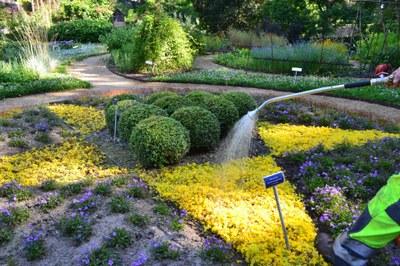 Le jardin Jean Chalon