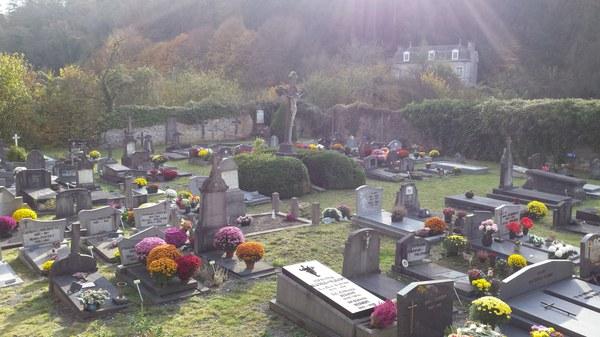 vegétalisation des cimetières