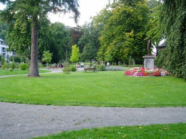 Parc de La Plante
