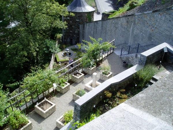 Jardin des deux tours