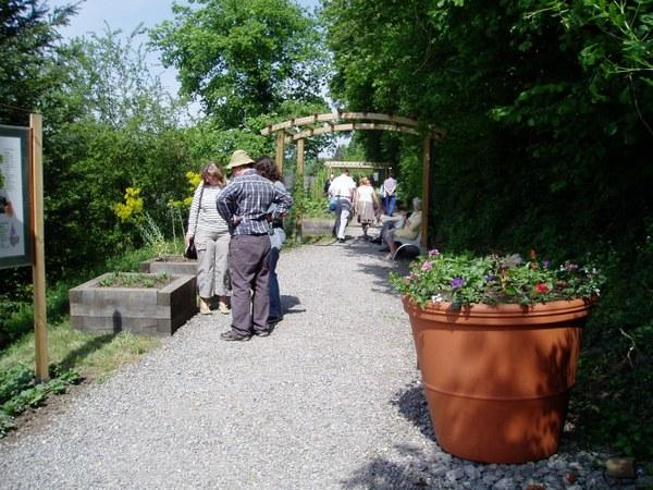 jardin des plantes couleurs