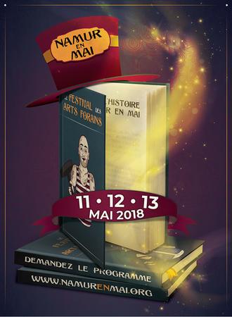Namur en Mai - 11, 12 & 13 mai 2018 - Mesures de mobilité