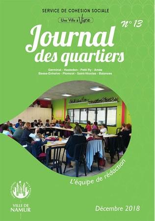 Journal des quartiers n°13