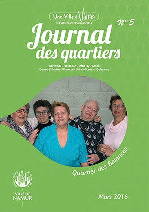 Journal des quartiers n°5