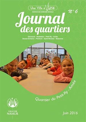 Journal des quartiers n°6