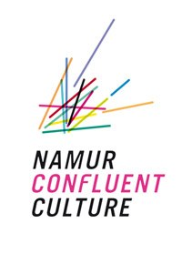 Logo de Namur Confluent Culture