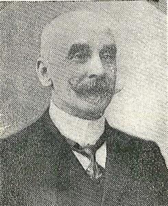 Arthur Procès –10.  Arthur PROCES   (1857-1921)   bourgmestre de 1912 à 1921