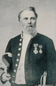 Emile Cuvelier –6.  Emile CUVELIER   (1816-1890)   bourgmestre de 1879 à 1890
