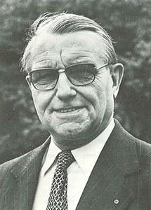Emile Lebrun –14.  Emile LEBRUN   (1912-1986)   bourgmestre de 1971 à 1976
