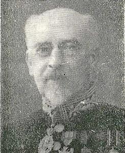 Fernand Golenvaux –11.  Fernand GOLENVAUX   (1866-1931)   bourgmestre de 1924 à 1931
