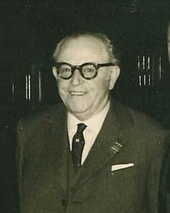 Fernand Pieltain –13.  Fernand PIELTAIN   (1893-1977)   bourgmestre de 1964 à 1970