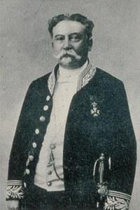 Henri Lemaître –7.   Henri LEMAITRE  (1822-1904)   bourgmestre de 1891 à 1895