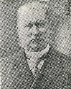 Joseph Saintraint –9.  Joseph SAINTRAINT   (1852-1924)   bourgmestre de 1908 à 1911 et de 1921 à 1924