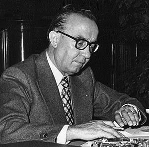 Louis Namèche –15.  Louis NAMECHE   (1915-1990)   bourgmestre de 1977 à 1982