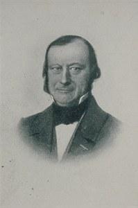 Xavier Lelièvre –(1805-1876) bourgmestre de 1867 à 1876